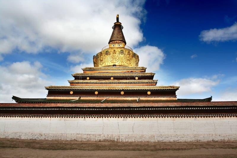Tibet foto de stock