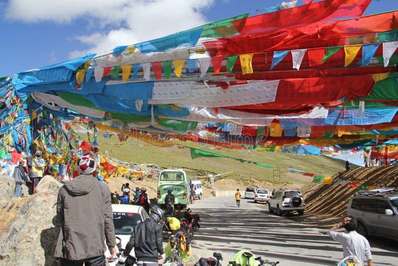 tibet royalty-vrije stock afbeeldingen