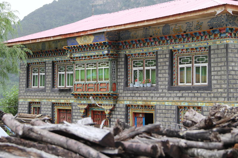 tibet imagens de stock royalty free