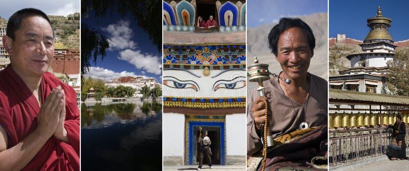 Tibet Autonomous Region of China royalty free stock images