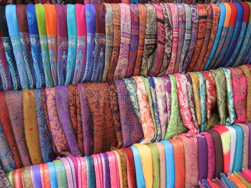 Tibet Cloth 1 stock photography