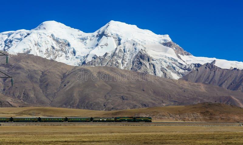 Tibet jokul royalty free stock photography