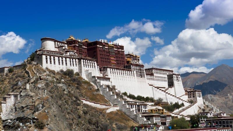 Download Tibet landmark stock photo. Image of city, buddhist, famous - 26997672