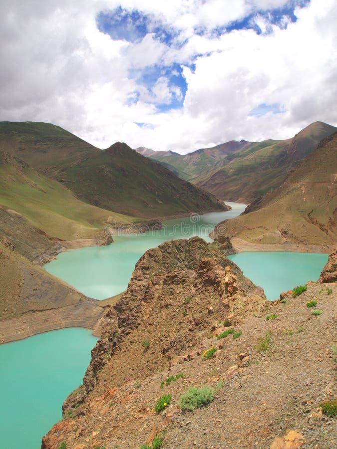 Free Tibet Landscape Stock Image - 11551011