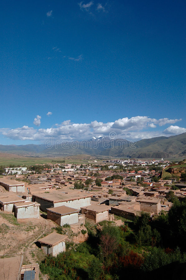 Download Tibet Landscapes Royalty Free Stock Photo - Image: 9135105