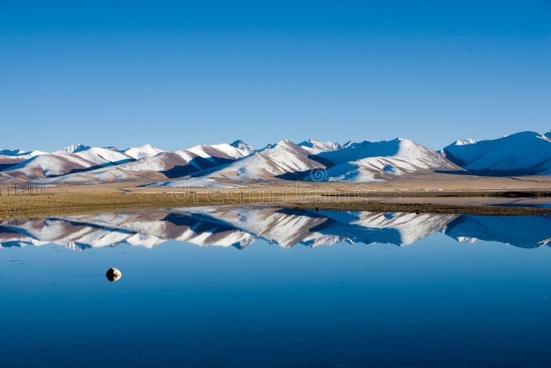 Tibet NamCo imagens de stock royalty free