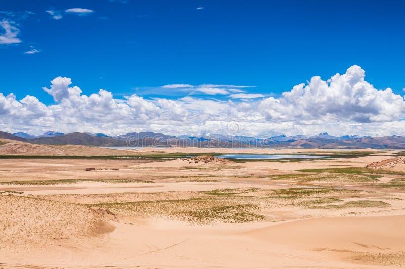 Tibet Ngari Sanai lizenzfreie stockfotos