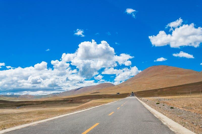 Tibet Ngari Sanai stockfotografie