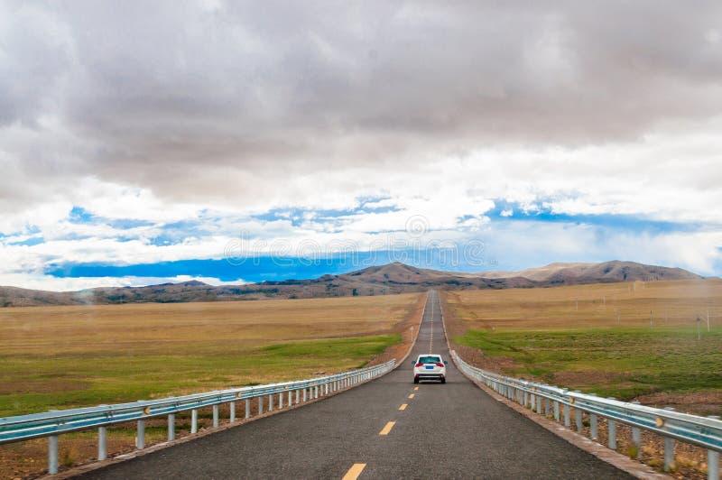Tibet Ngari Sanai stockbild