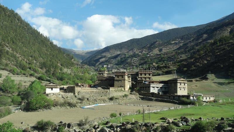 tibetan by royaltyfri foto