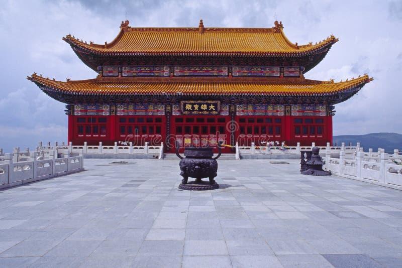 Download Tibetan buddhism hall stock photo. Image of monastery - 4720456