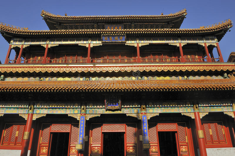 Download Tibetan Buddhist Temple, China Stock Photo - Image: 17522994