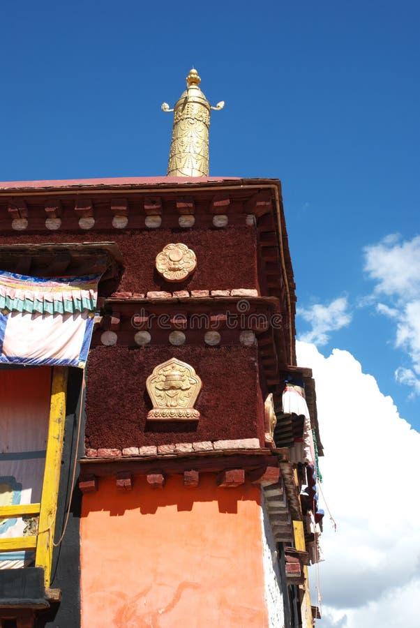 Download Tibetan Building Stock Photos - Image: 11827703