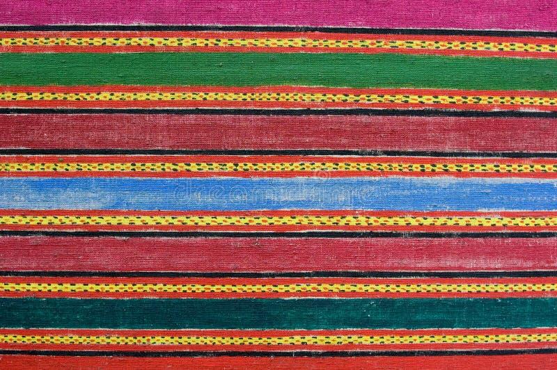 Tibetan cloth sample stock images