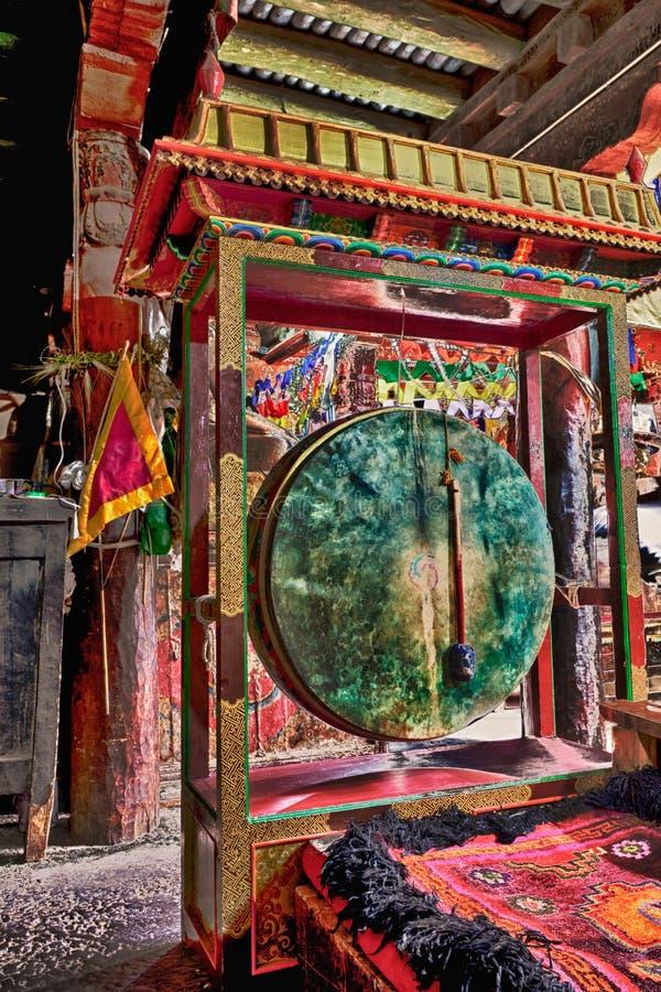 Free Tibetan Drum Stock Image - 23953061