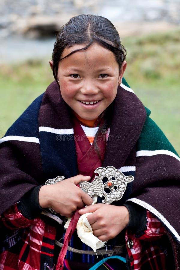 Download Tibetan Girl Editorial Stock Image - Image: 27606329