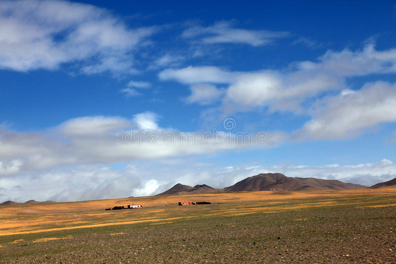 Download Tibetan Plateau stock image. Image of empty, nature, pasture - 20297523