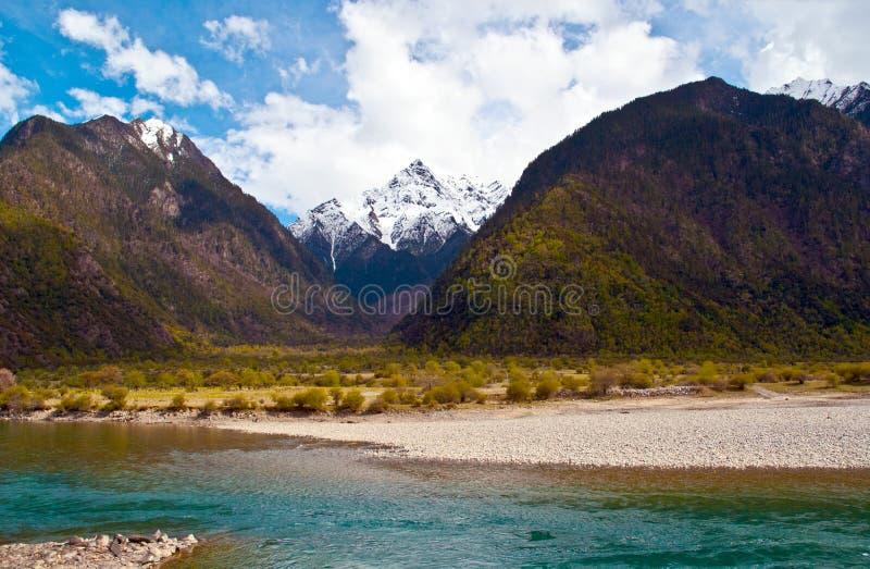 Download Tibetan plateau scene stock image. Image of nyingchi - 39514153