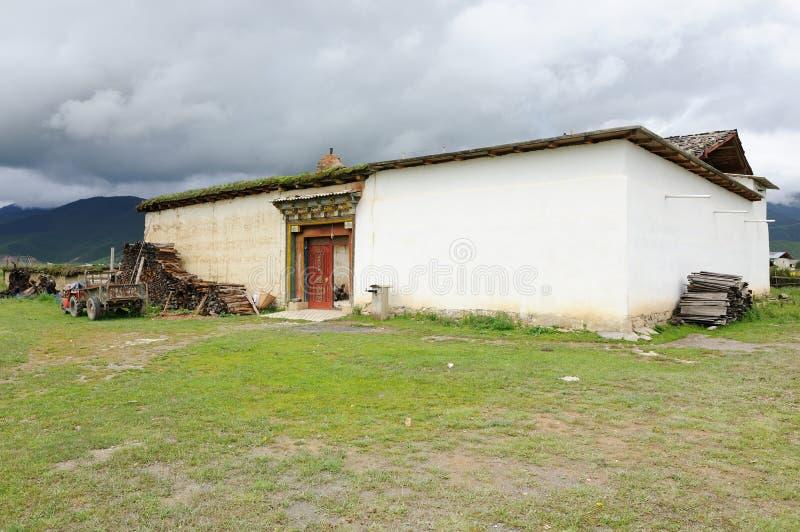 Download Tibetan Residential Building Stock Image - Image: 26076751