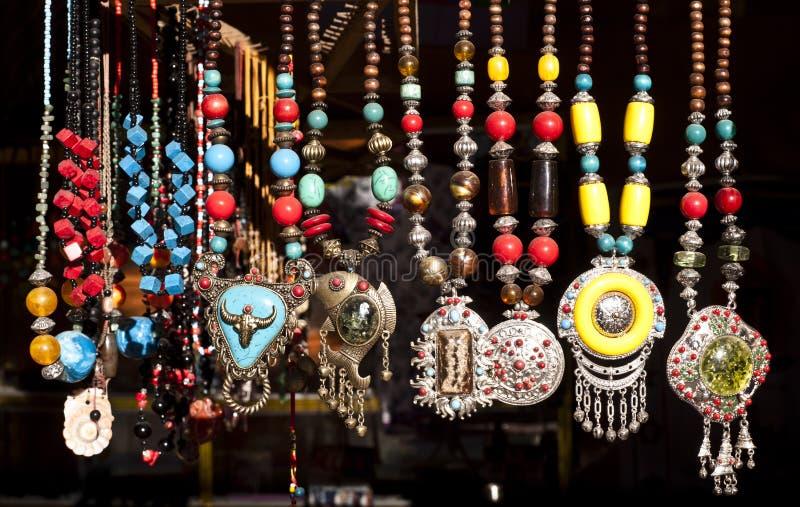 tibetana halsband royaltyfri bild