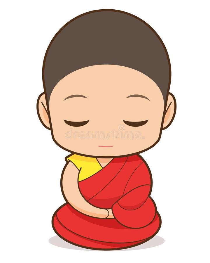 Tibetanischer Buddhismus vektor abbildung