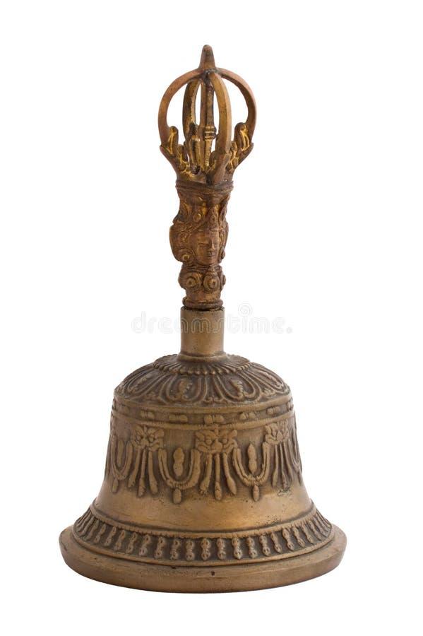 Tibetanisches Dorje Bell stockfotografie