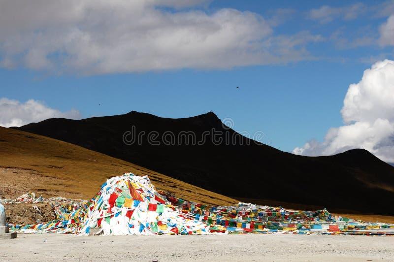Tibetano fotos de archivo libres de regalías