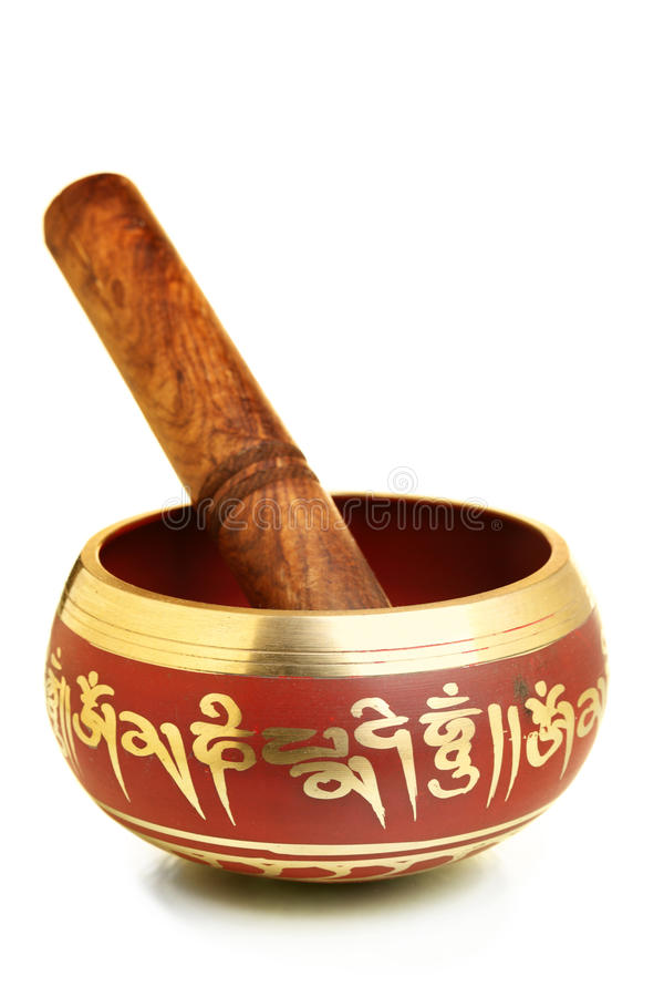 Free Tibetian Singing Bowl Stock Photos - 29380013