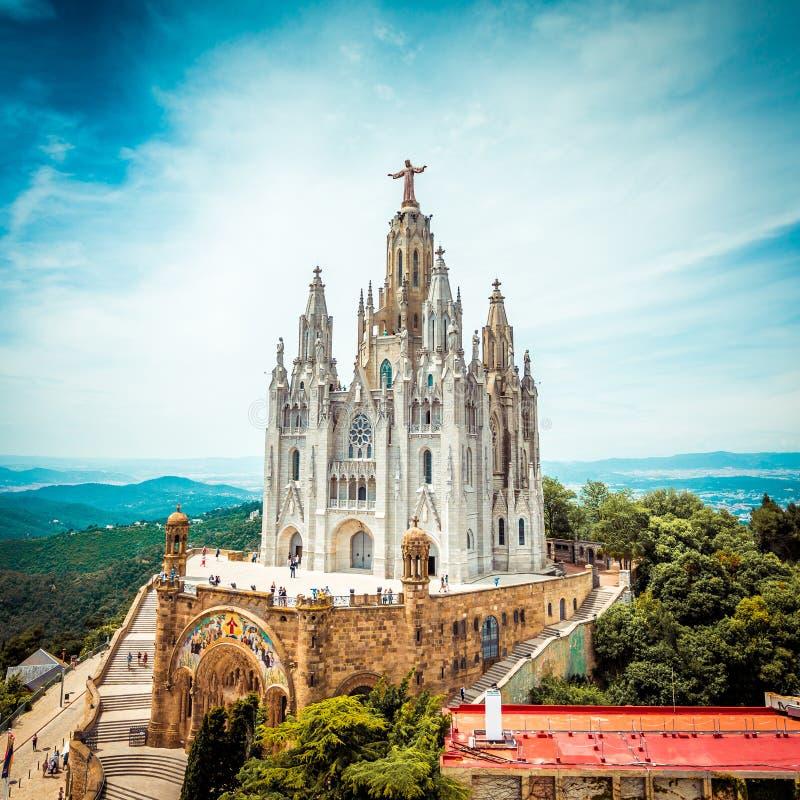 Berg In Barcelona