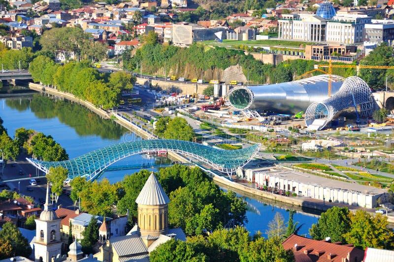 Tibilisi, Georgië stock fotografie