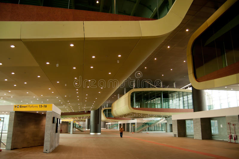 Download Tiburtina High-speed Train Station Editorial Image - Image: 22326360
