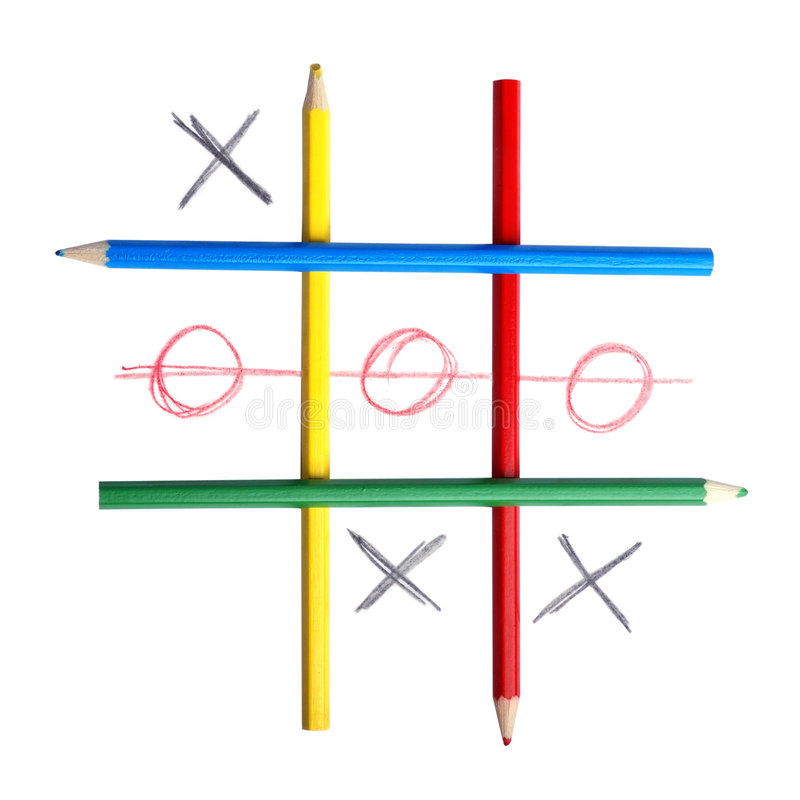 Free Tic-tac-toe Royalty Free Stock Photography - 7886907