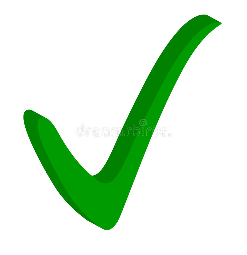 tick sign check mark vector symbol icon design stock vector rh dreamstime com