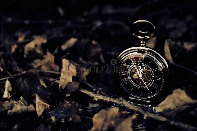 Vintage Pocket Watch Stock Image Image Of Memories