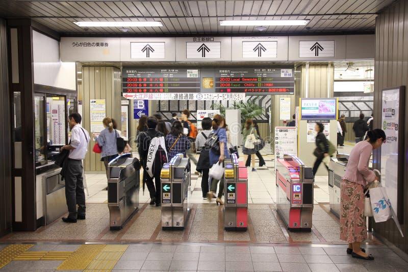 Image result for tokyo train station gate