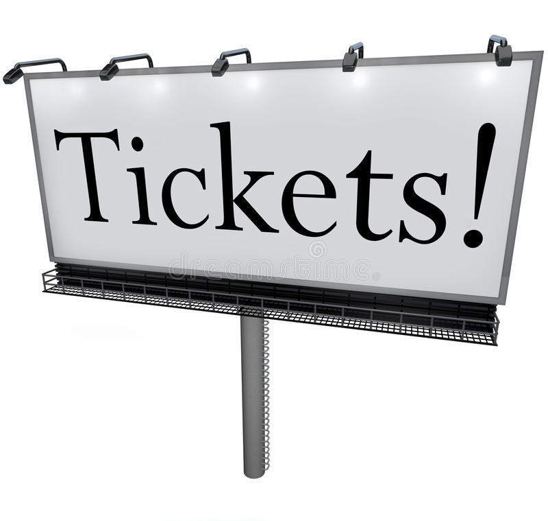 word tickets