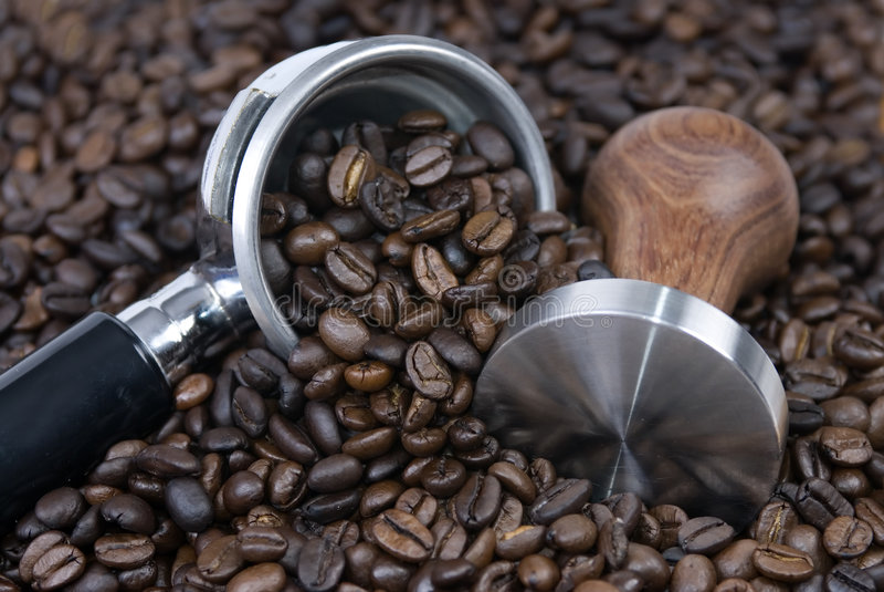 tid för kaffe 3 royaltyfria bilder
