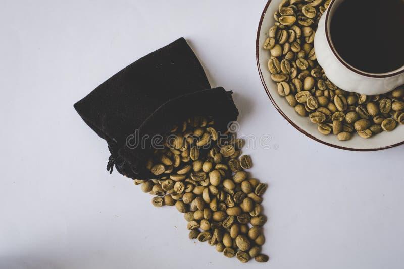 Tid som ska utrustas upp för något kaffe! royaltyfri fotografi