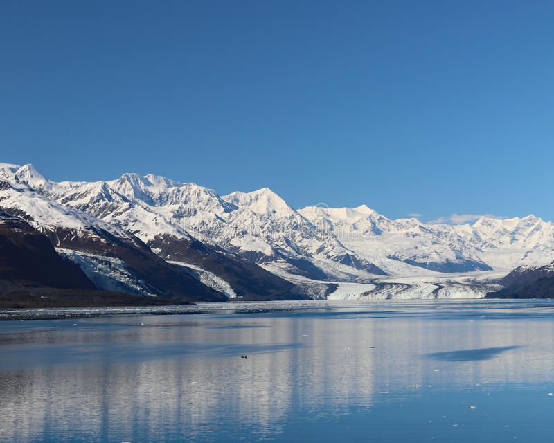 Tidewater lodowowie książe Williams dźwięk zdjęcie stock