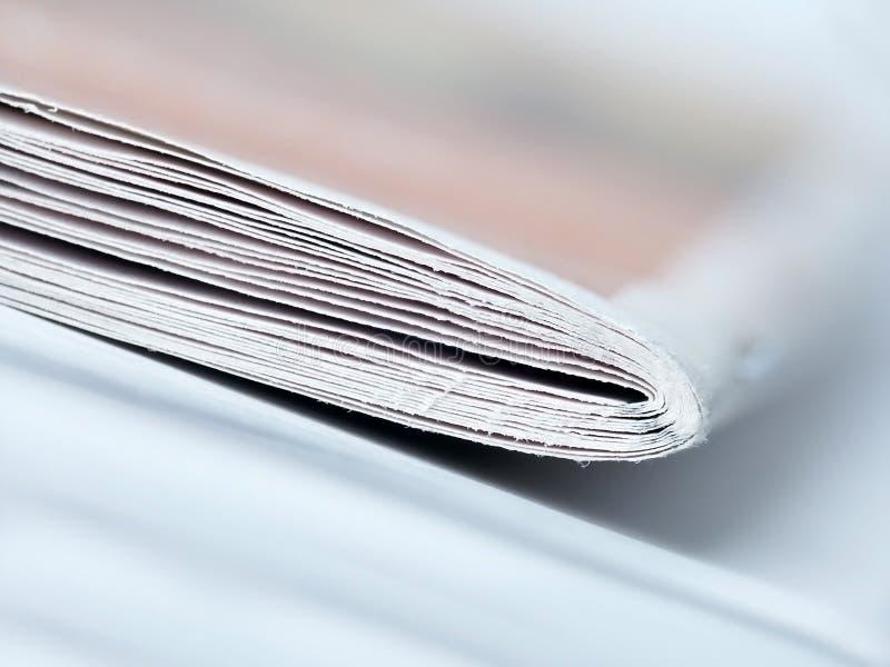 Tidning royaltyfria bilder