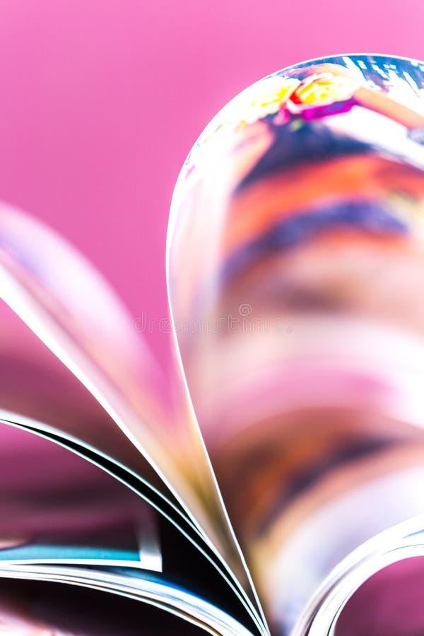 tidskrifter fotografering för bildbyråer