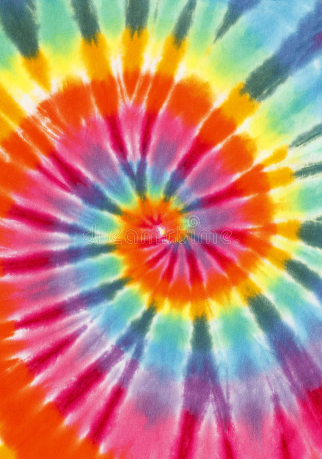 Free Tie Dye Royalty Free Stock Photo - 36779215