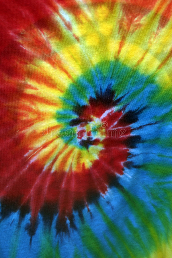 Download Tie dye stock image. Image of deadheads, colorful, roll - 4163251