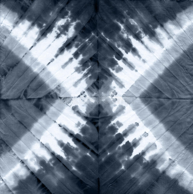 Tie dye. Abstract tie dyed fabric background royalty free stock image