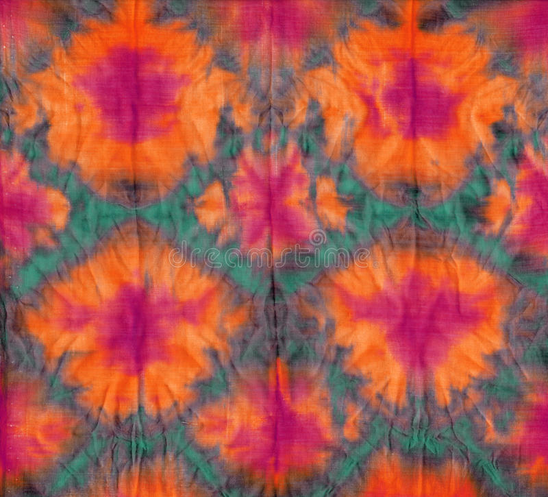 Tie dye royalty free stock photography
