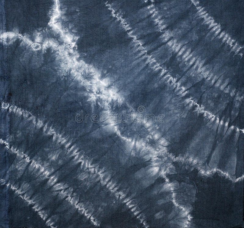 Tie dye. Abstract tie dyed fabric background stock photo
