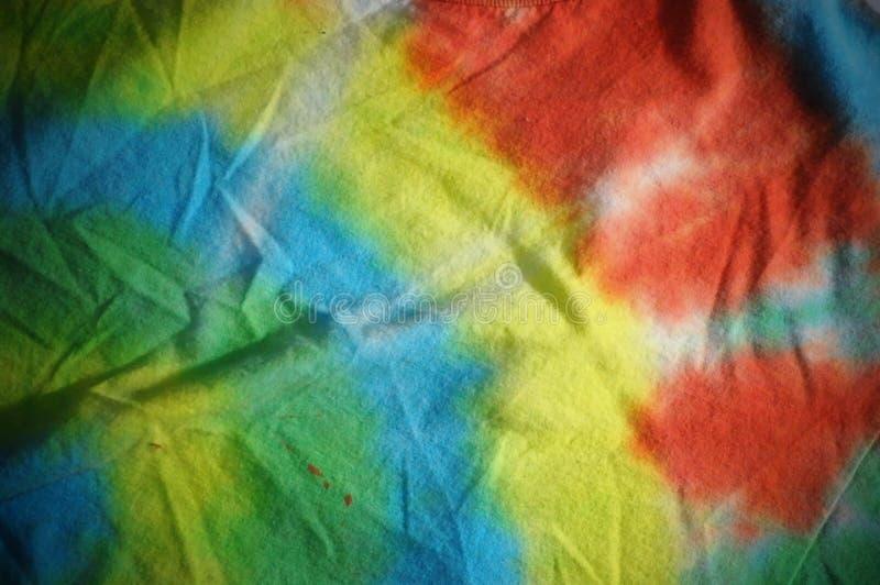 Tie-dye stock photo