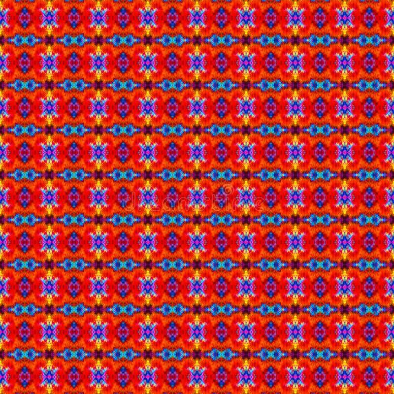 Background Seamless Tie Dye Pattern. Created using a pattern originated fr16om tie dye stock photos