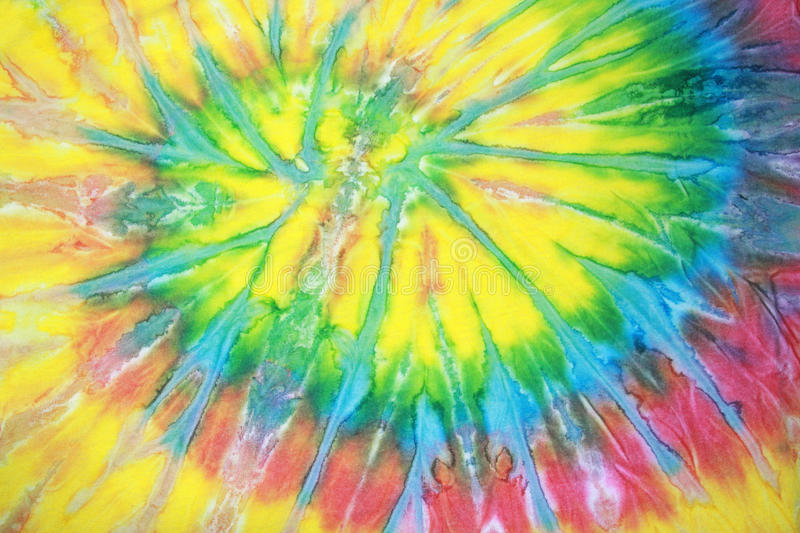 Tie Dye Pattern stock photos
