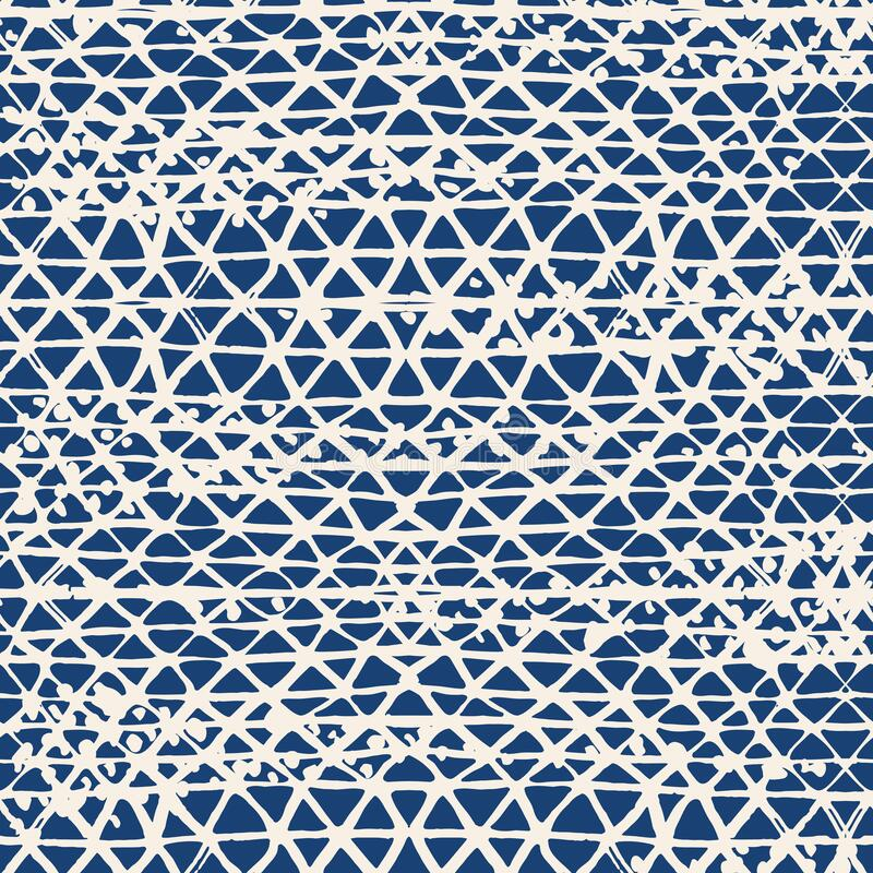 Tie Dye Pattern ilustração stock